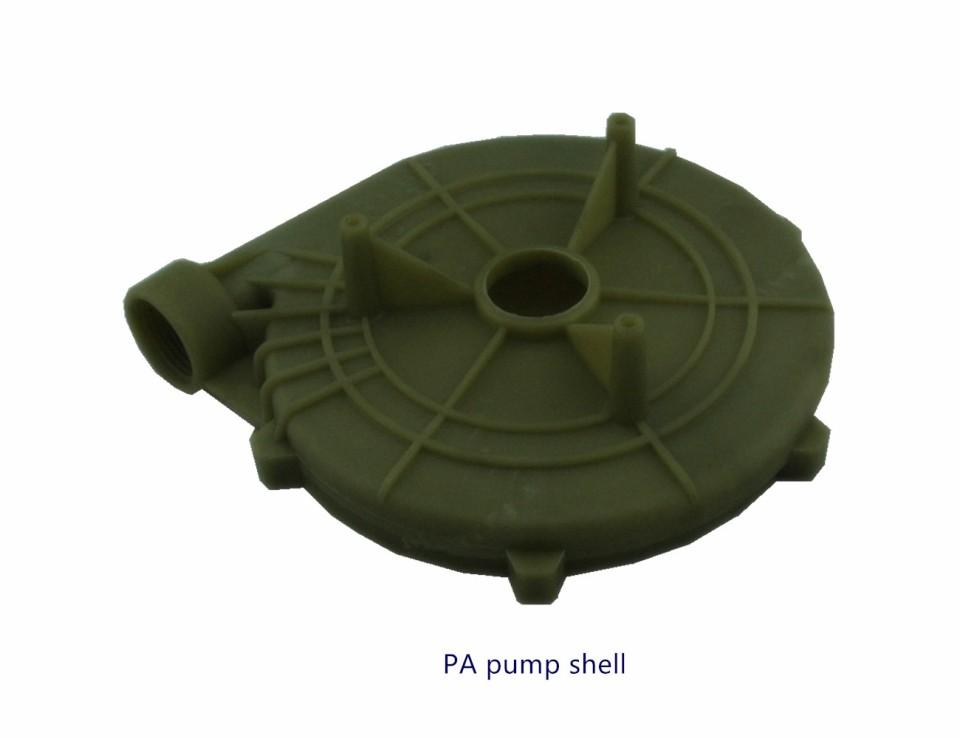 PA pump shell