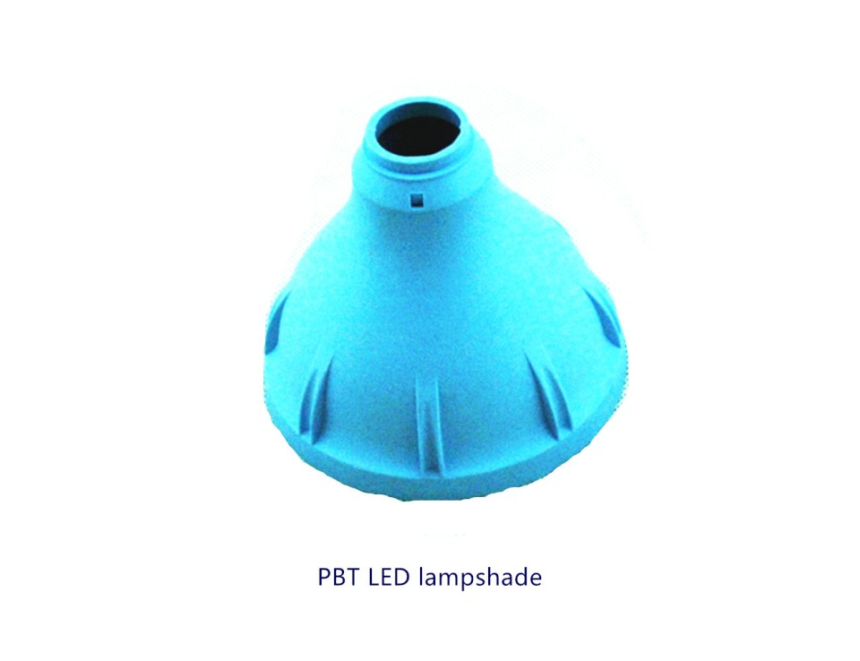 PBT LED lampshade