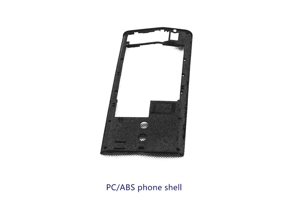 PCABS phone shell3