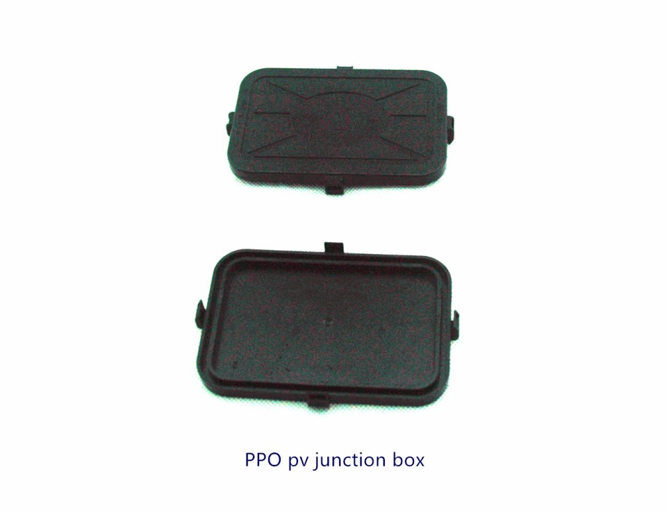 PPO pv junction box