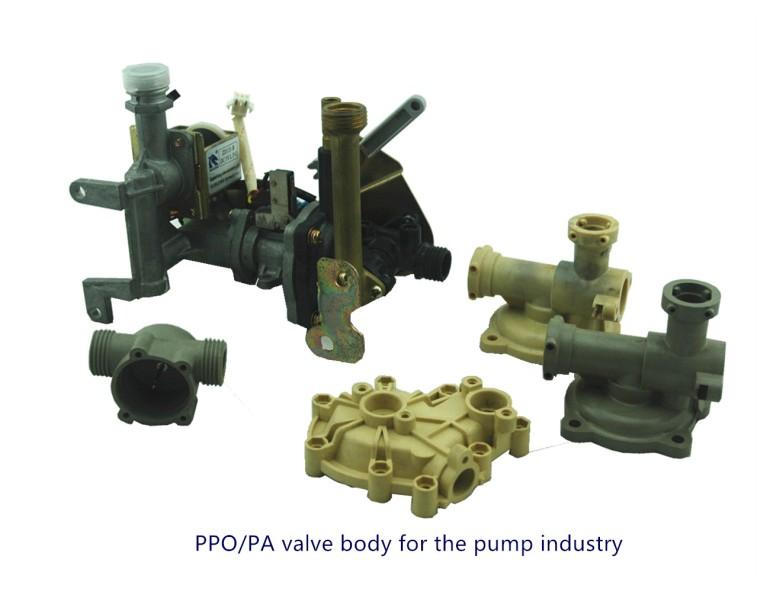 PPO valve body3