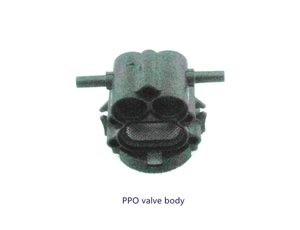 PPO valve body+GF1