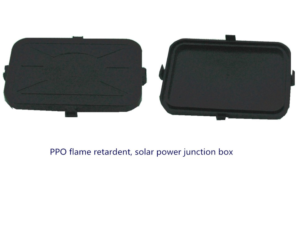 PPO_flame_retardent_solar_power_junction box