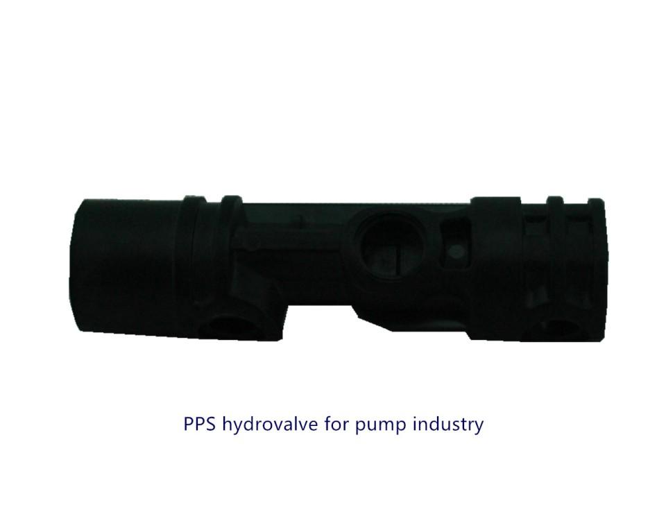 PPS hydrovalve